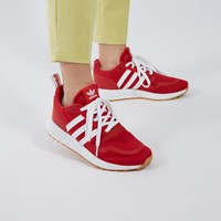 Women's Multix Sneakers in Red/White