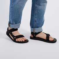 Men's Original Universal Strap Sandals in Black