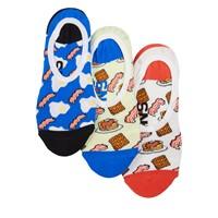 Women's Breask-Fast Canoodle Socks