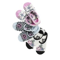 Women's Bloom Checkz Canoodle Socks