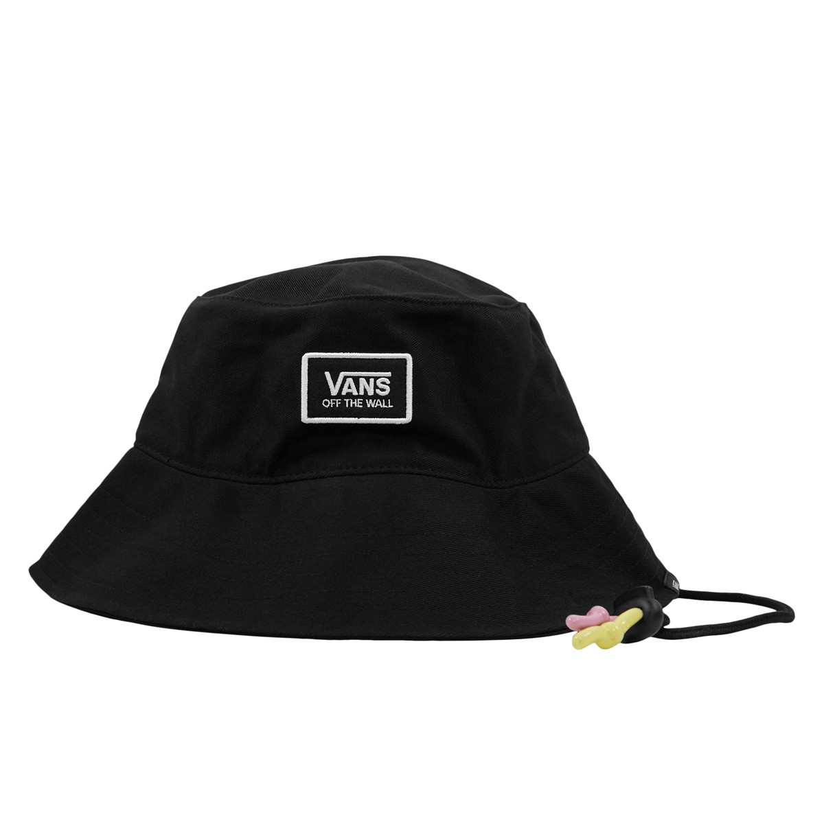Level-up Bucket Hat in Black