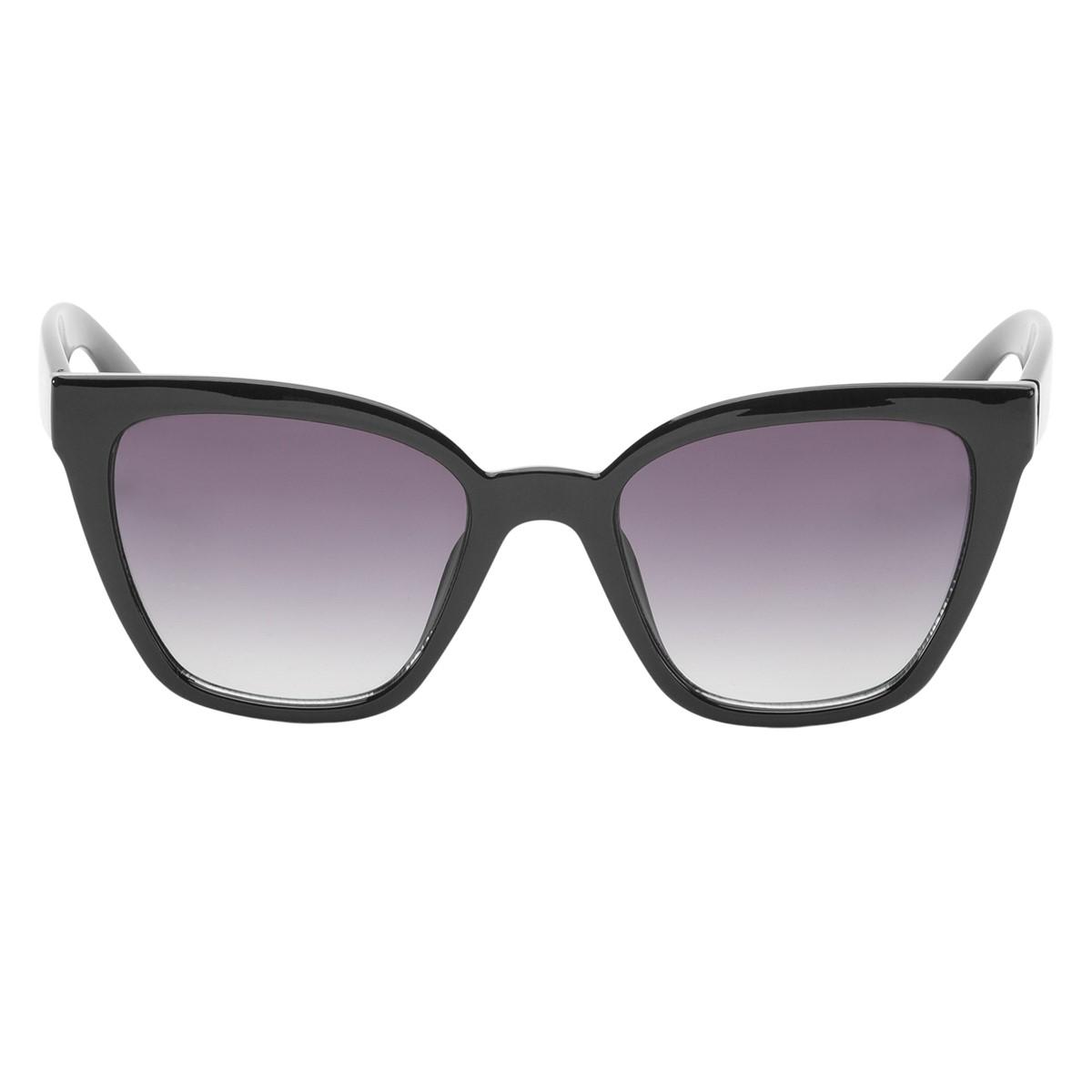 Hip Cat Sunglasses in Black