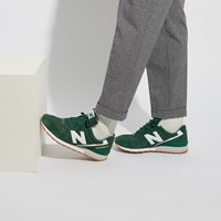 Men's 996 Sneakers in Green