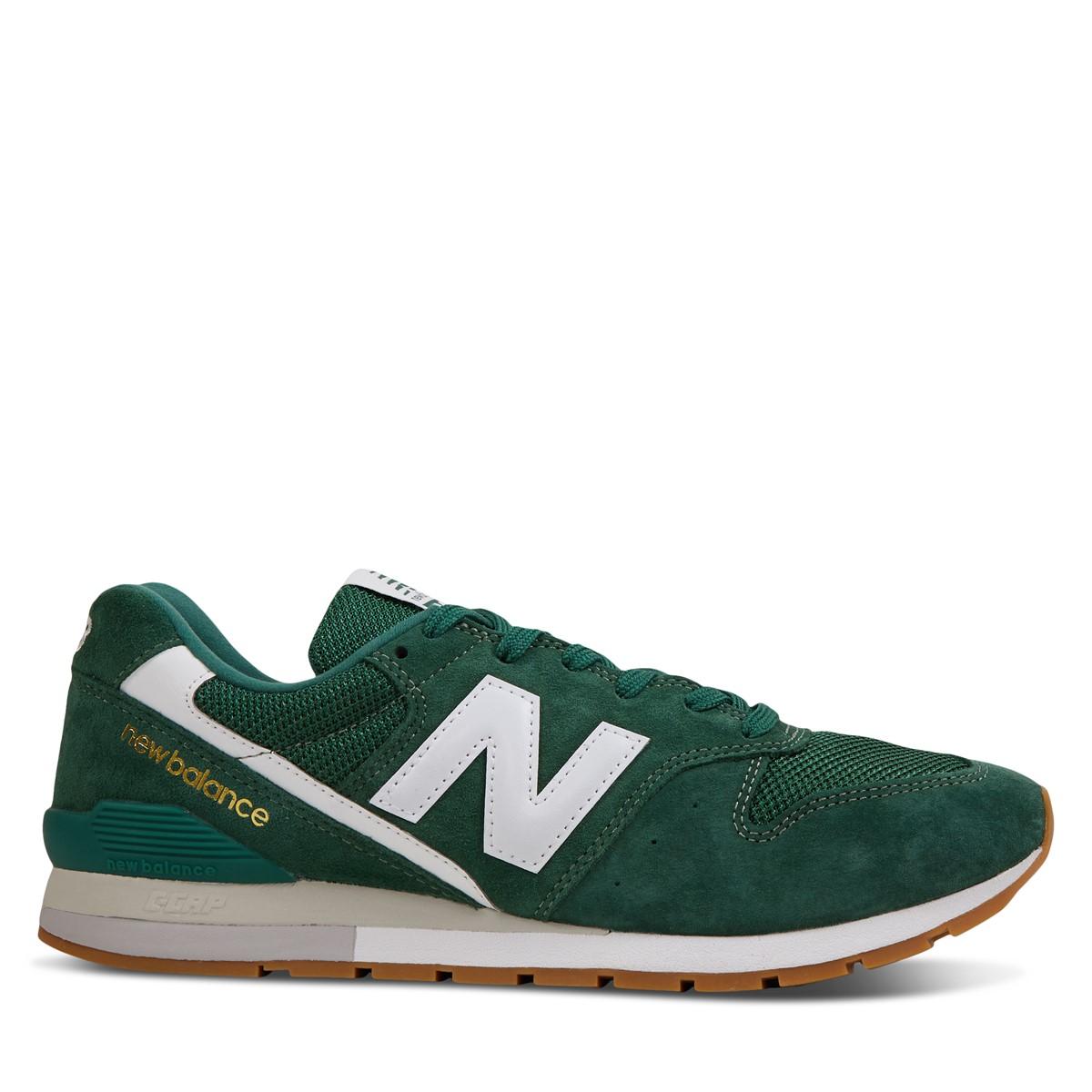 Men's 996 Sneakers in Green