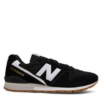 Men's 996 Sneakers in Black