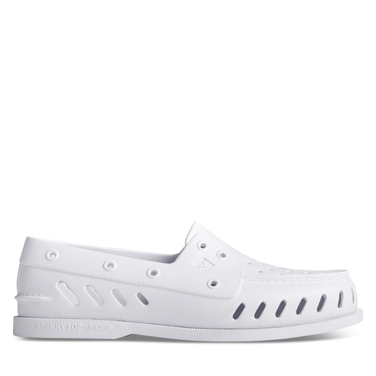 Women's Authentic Original Float Slip-On Boat Shoes in White
