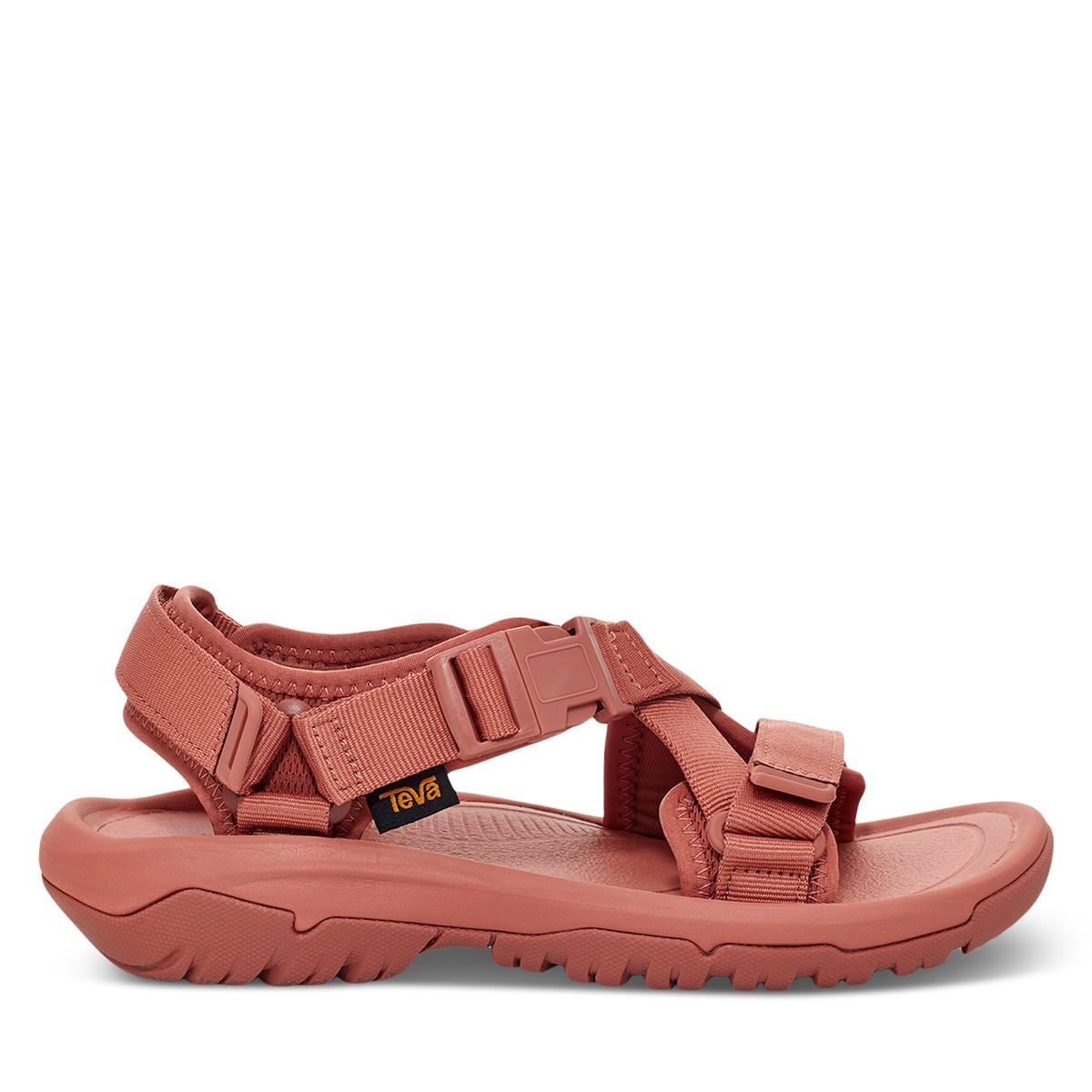 Women's Hurricane Verge Strap Sandals in Pink