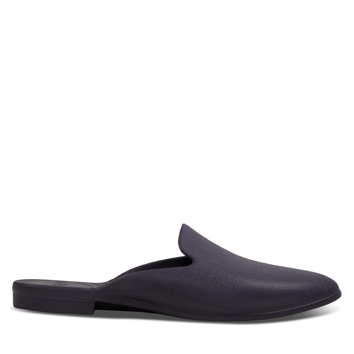 Women's Ava Bloom Sandals in Navy Blue