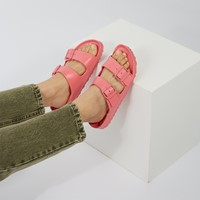 Women's EVA Arizona Sandals in Pink