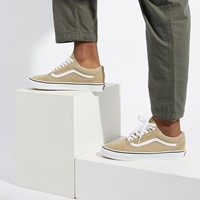 Men's Old Skool Sneakers in Beige