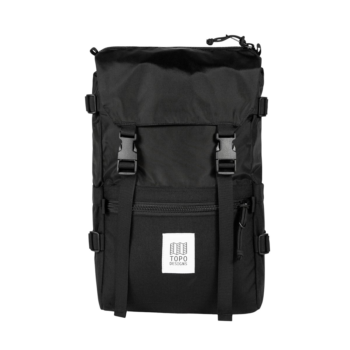 Rover Pack Classic Backpack in Black