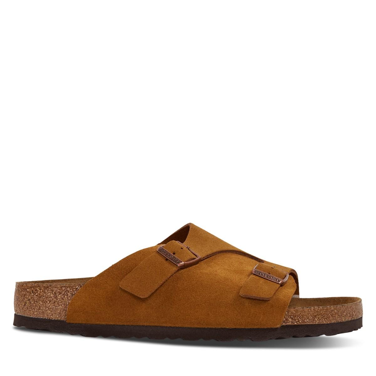 Men's Zürich Sandals in Beige