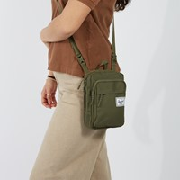 Form Crossbody Large in Ivy Green