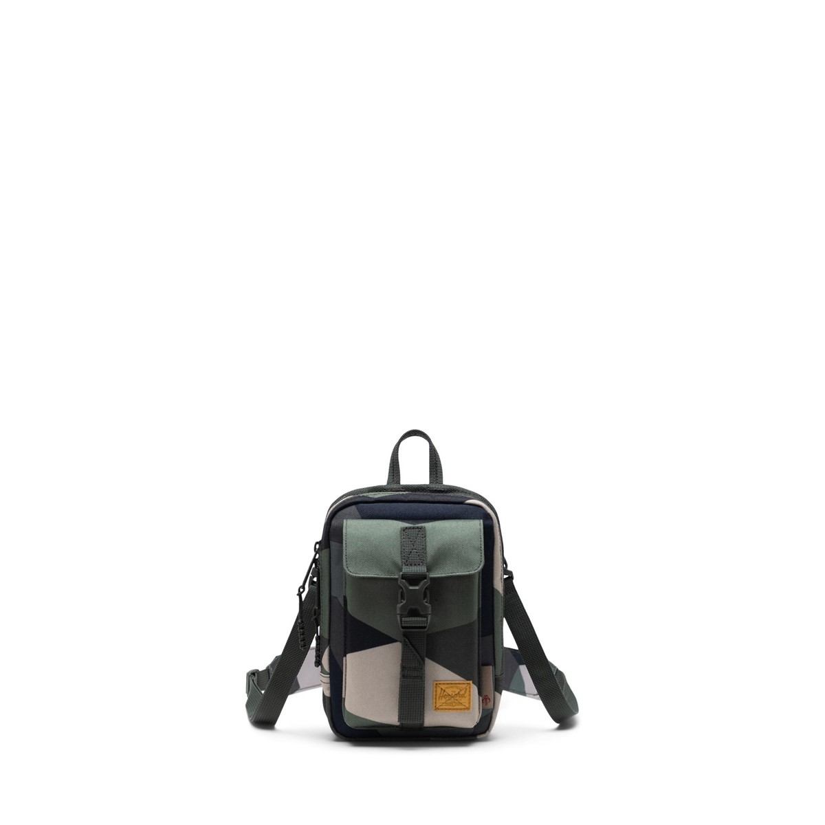 Star Wars Boba Fett Form Large Crossbody Bag