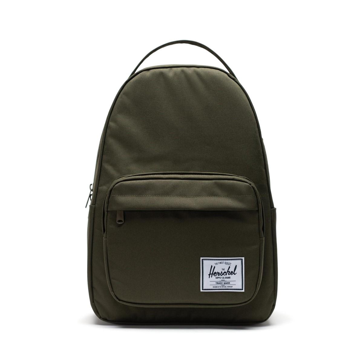 Miller Backpack in Ivy Green