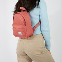 Classic Mini Backpack in Dusty Pink
