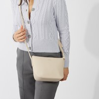 Sam Purity Crossbody Bag in Cream