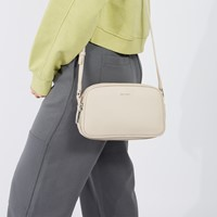 Pair Purity Crossbody Bag in Cream