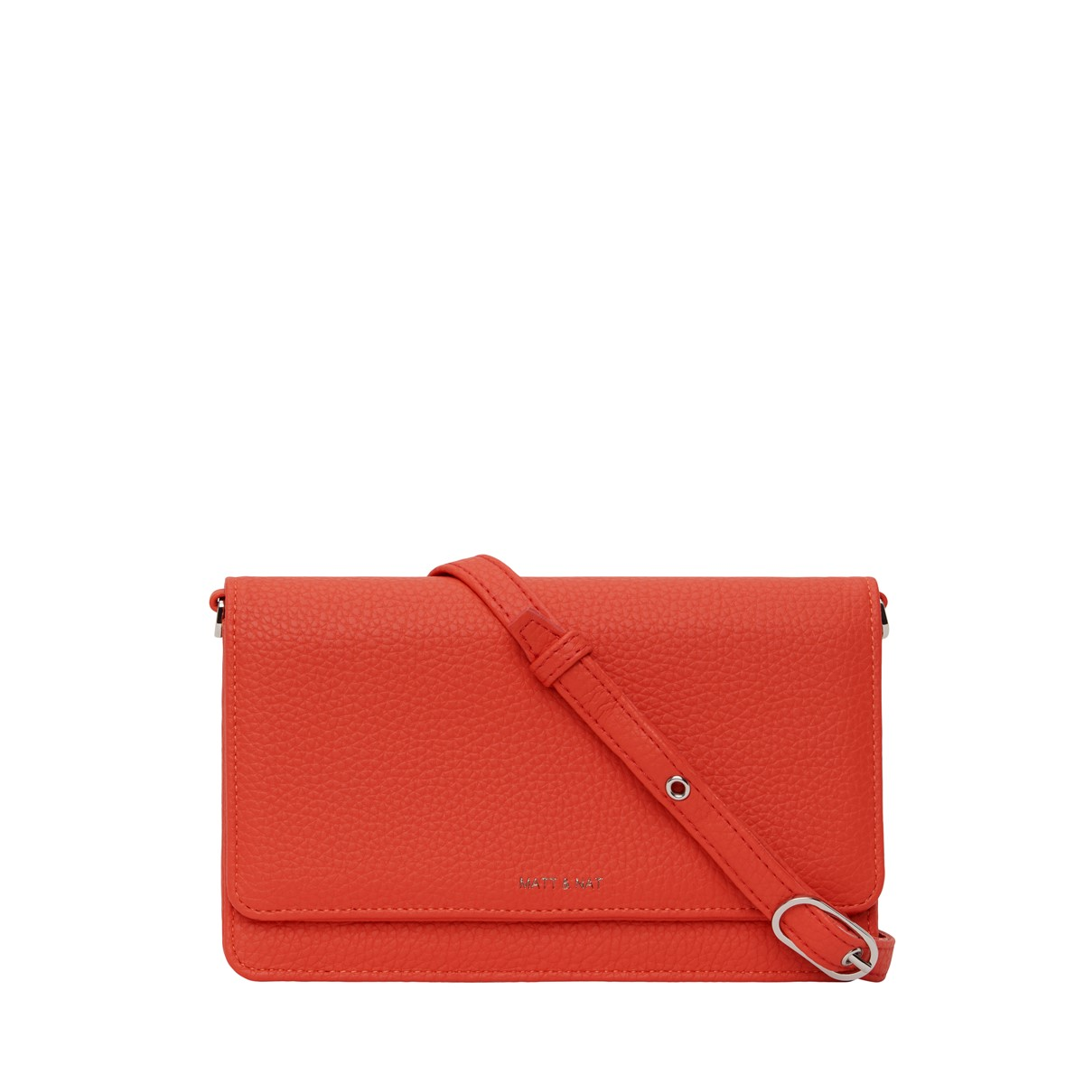 Bee Purity Crossbody Bag in Red