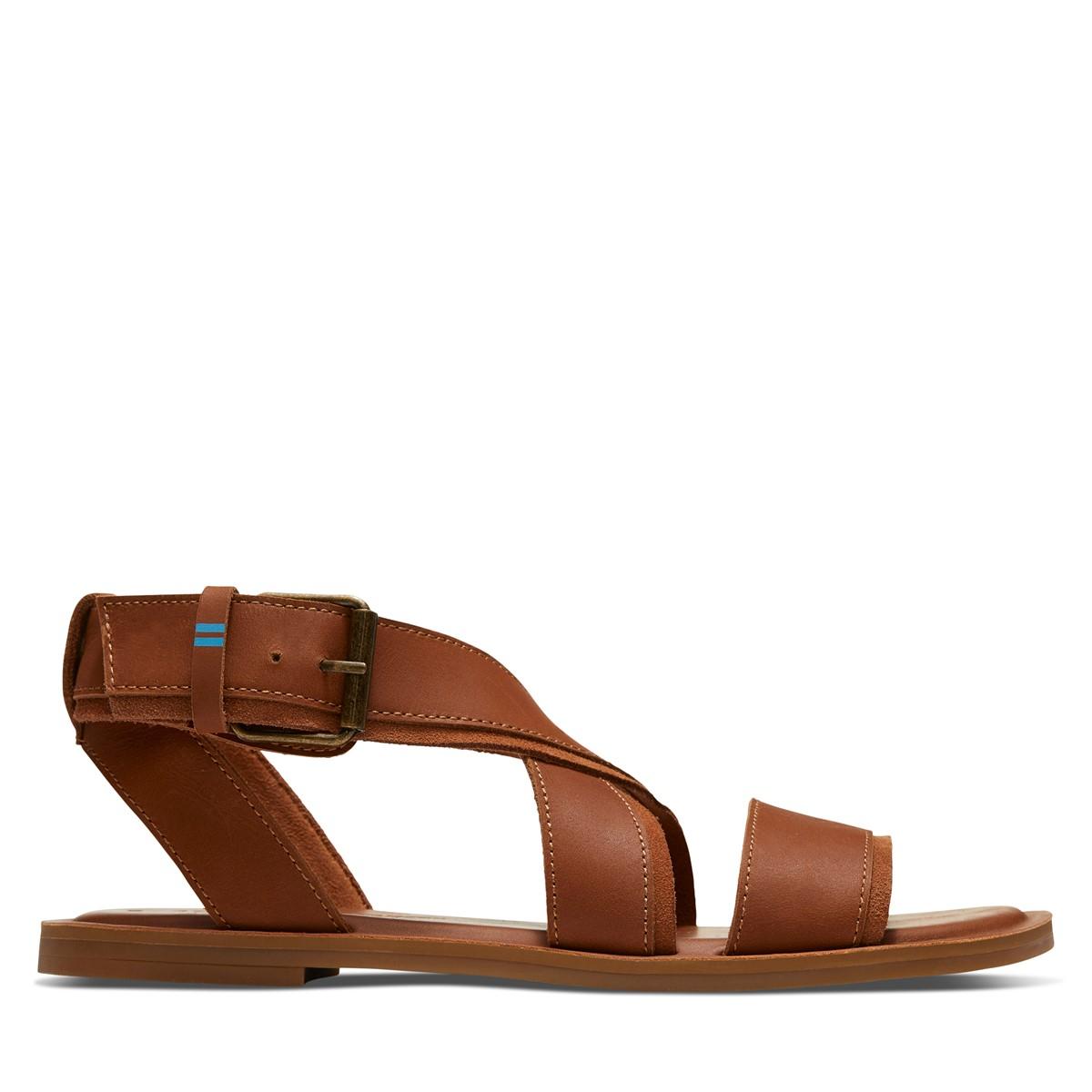 Sandales Sydney brun clair pour femmes