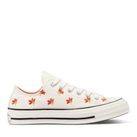 Women's Floral Chuck 70 Ox in White