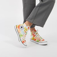 Women's Multi Floral Chuck Taylor Sneakers