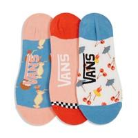 Trois paires de socquettes Tropic Vibes Canoodle pour femmes