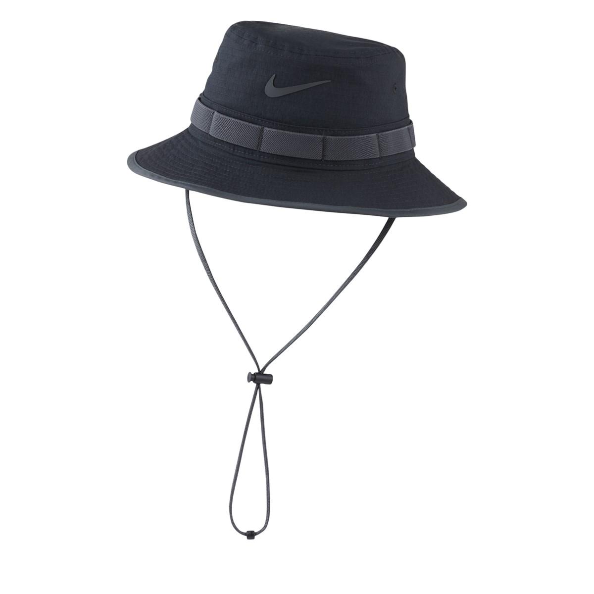 Boonie Bucket Hat in Black
