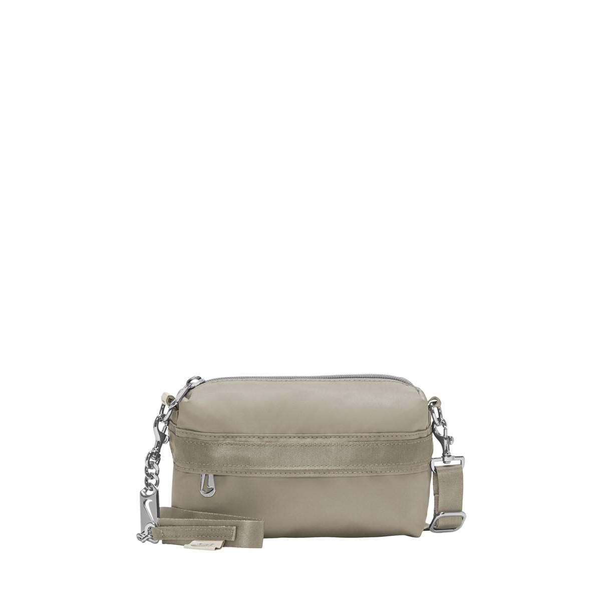 Sportswear Futura Luxe Crossbody Bag in Beige