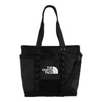 Explore Utility Tote Bag in Black