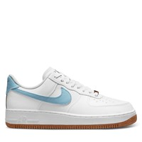 Men's Air Force 1 '07 Sneakers in White/Blue