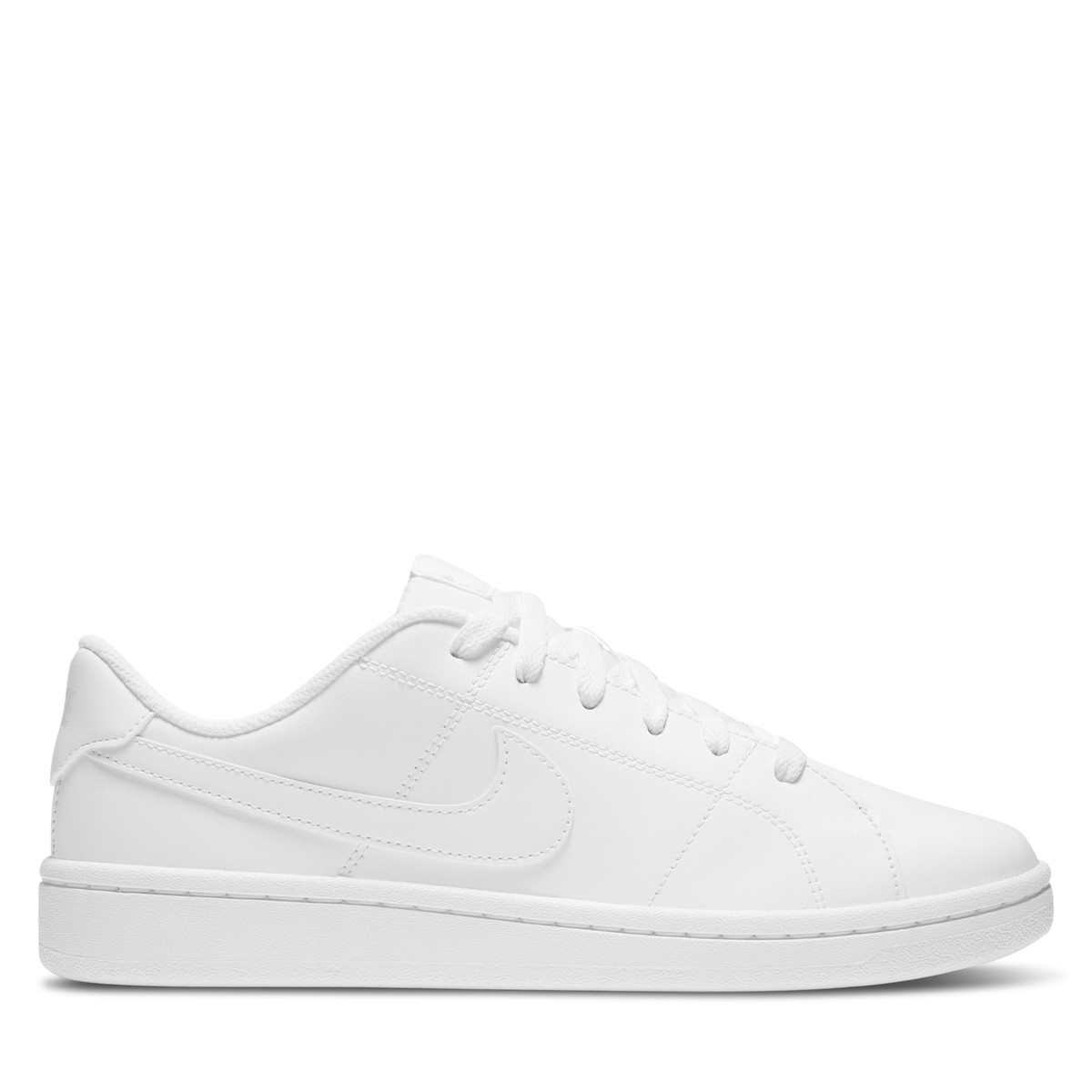 Men's Court Royale 2 Low Sneakers in White