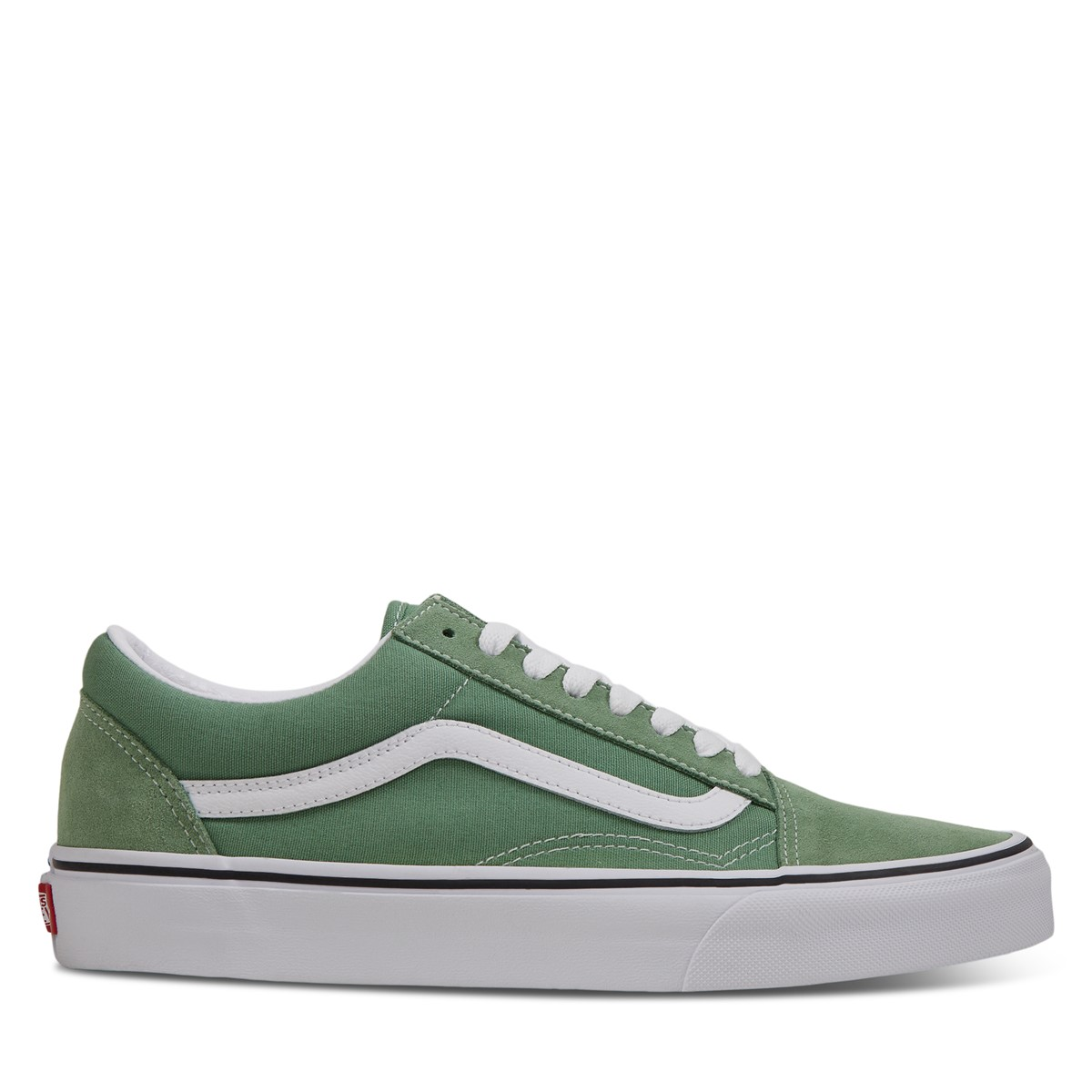 Old Skool Sneakers in Khaki