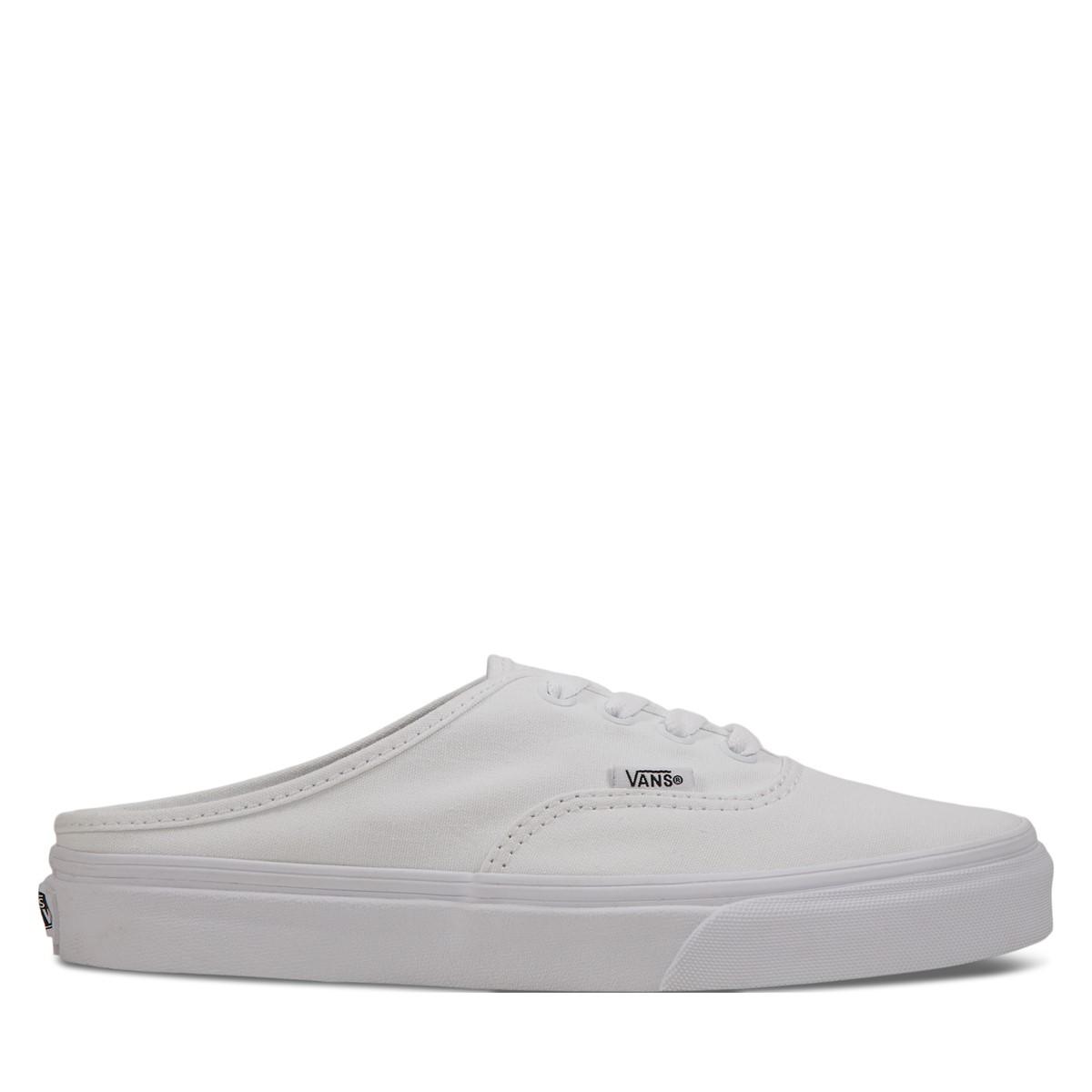 Women's Era Mule Sneakers in White
