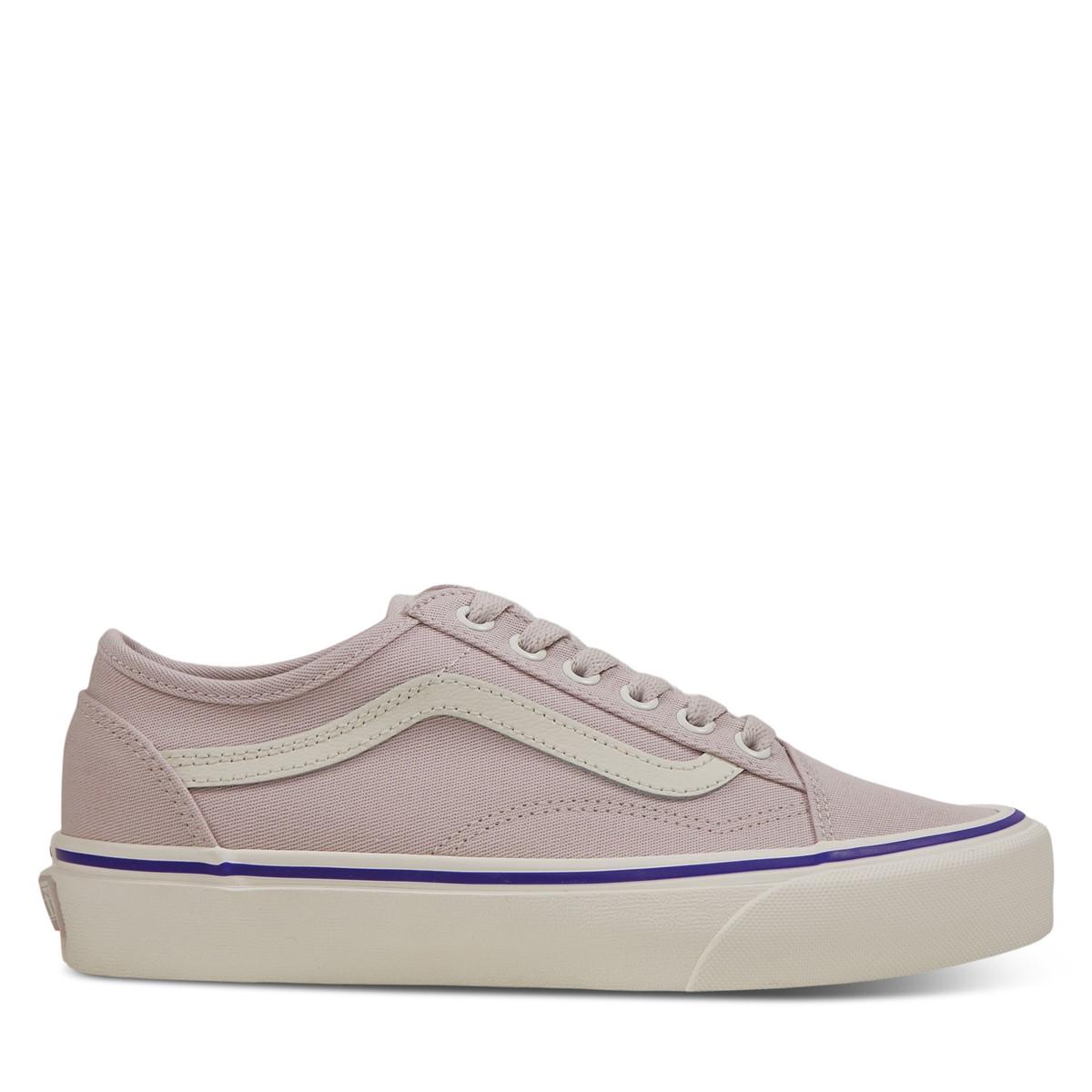 Women's Old Skool Sneakers in Light Purple/Off-White