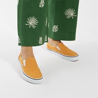 Women's Slip-Ons Sneakers in Orange