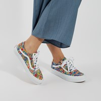 Women's Vans X Liberty Old Skool Multi Floral Sneakers