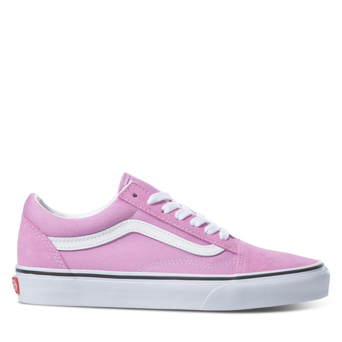 Women's Old Skool Sneakers in Pink