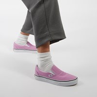 Women's Classic Slip-Ons Sneakers in Pink