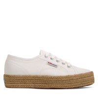 Women's 2730 Cotropew Platform Sneakers in White