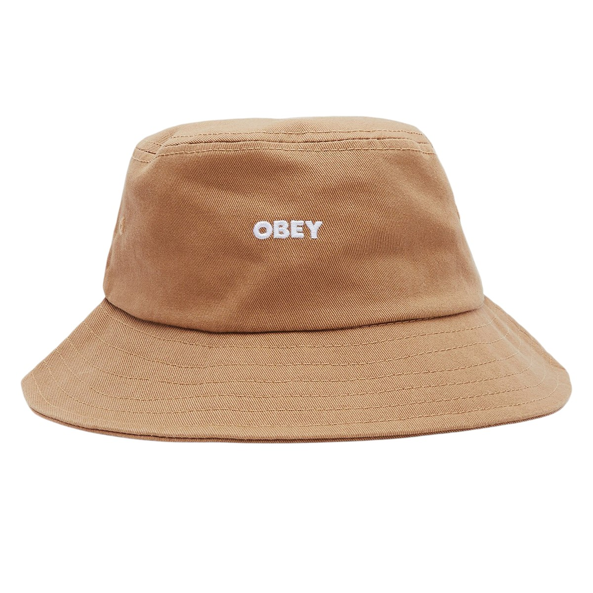 Bold Bucket Hat in Brown