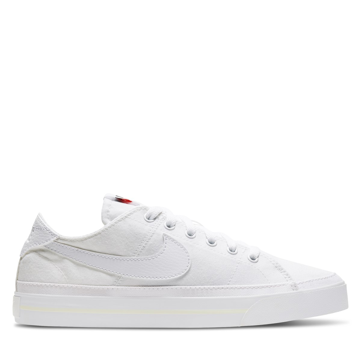 Women's Court Legacy Sneakers in White