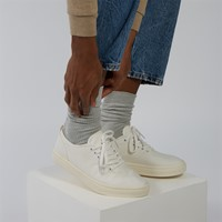 Men's Lennox Lace-Up Shoes in White