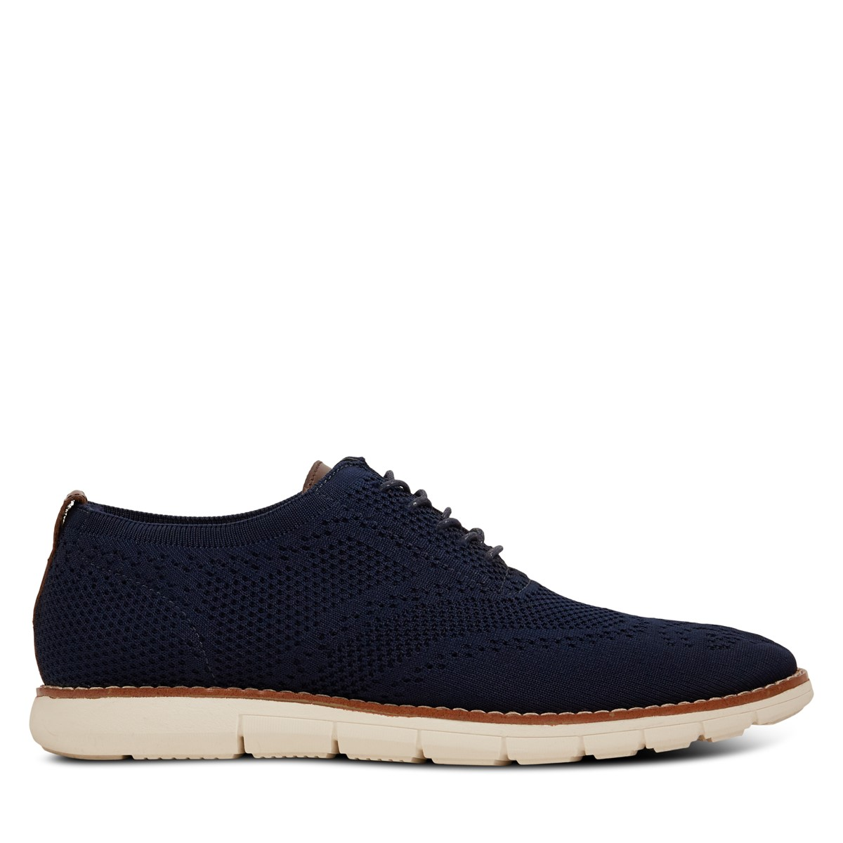 Men's James Lace-up Shoes in Navy