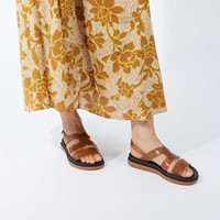 Women's 18046 Magic Sandals in Beige