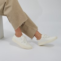Women's Lennox Lace-Up Shoes in White