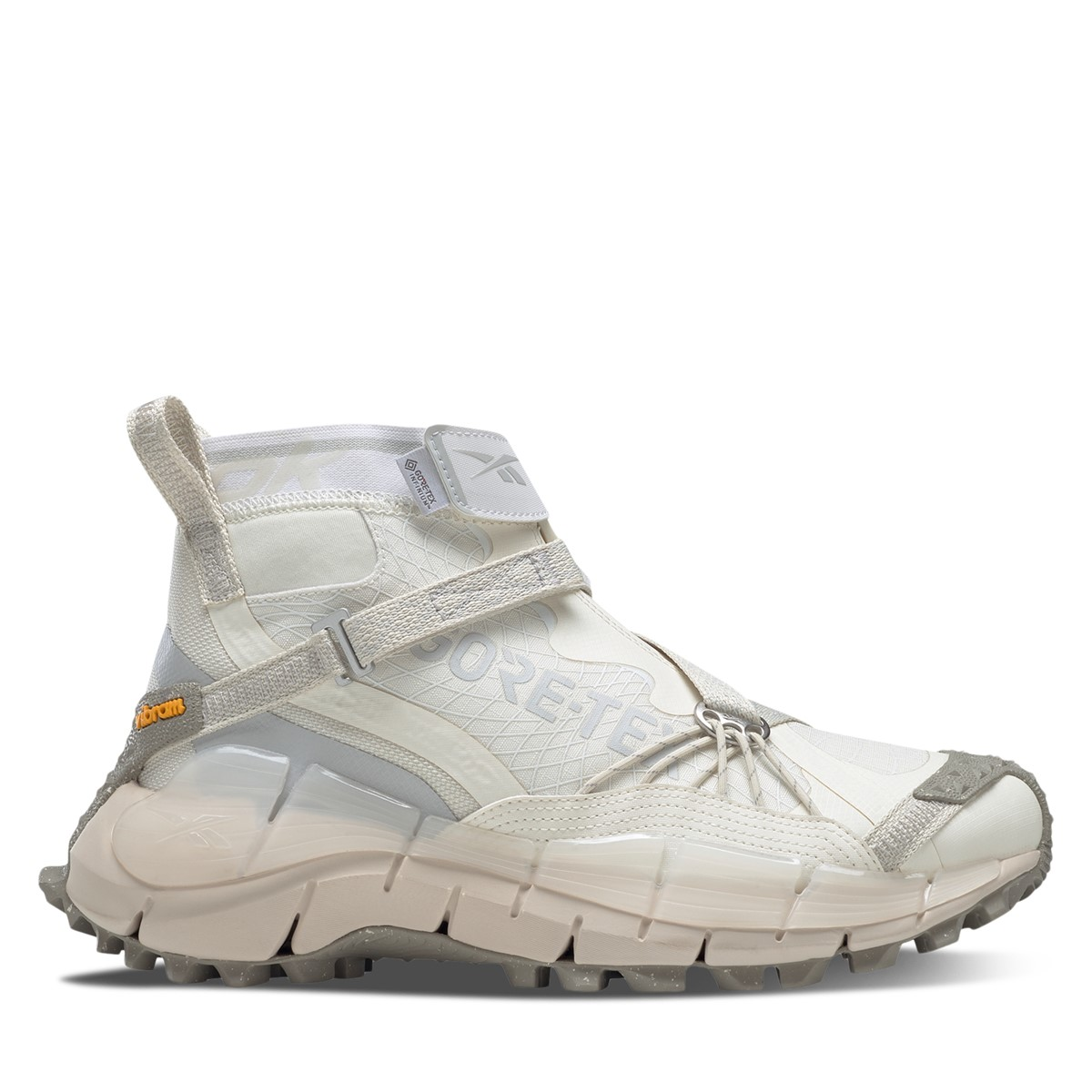 Zig Kinetica II Edge Gore-Tex Sneaker Boots in Chalk/ Grey/ White