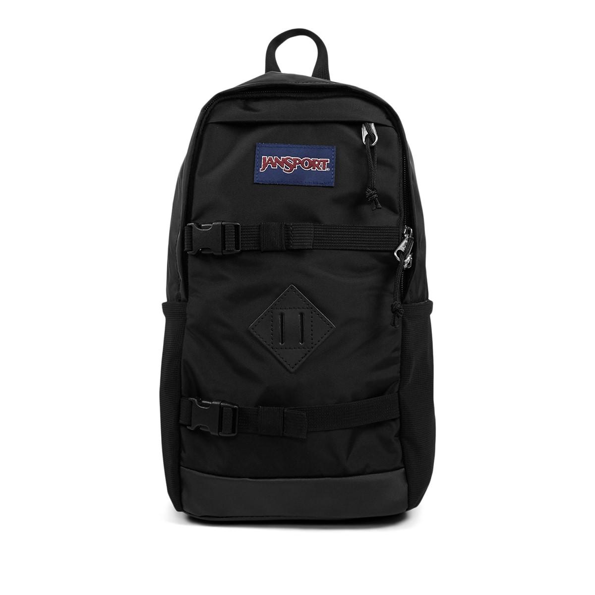 Off Campus Sling Bag in Black