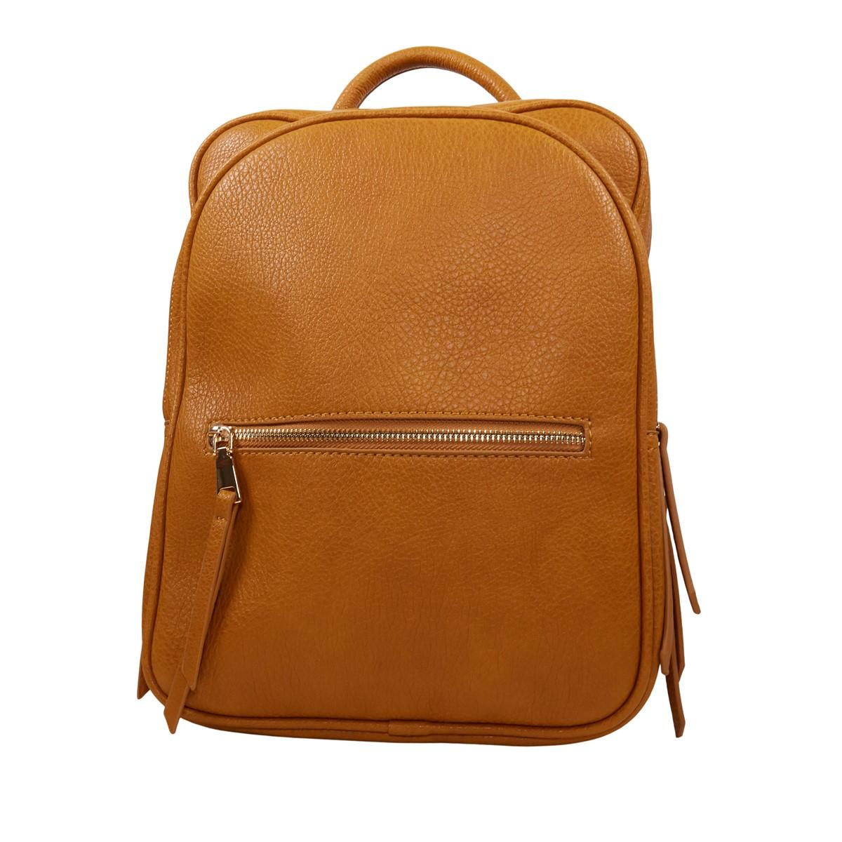 Lisa Backpack in Cognac