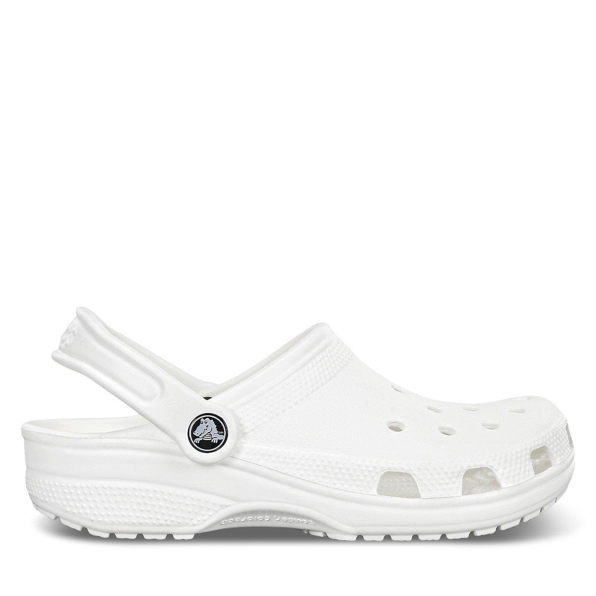 Classic Clogs in White